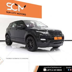 RANGE ROVER EVOQUE DYNAMIC PLUS
