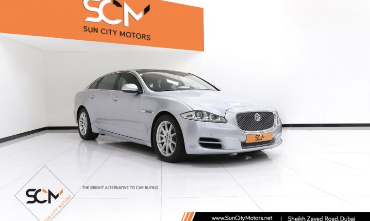 JAGUAR XJL 5.0 V8 LUXURY