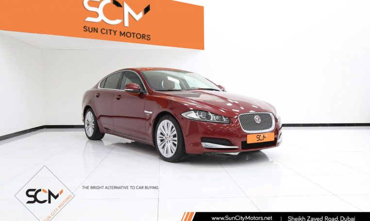 JAGUAR XF 3.0 PREMIUM LUXURY