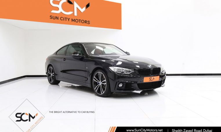 BMW 440i M-COUPE