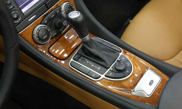 MERCEDES-BENZ SL 500 CONVERTIBLE