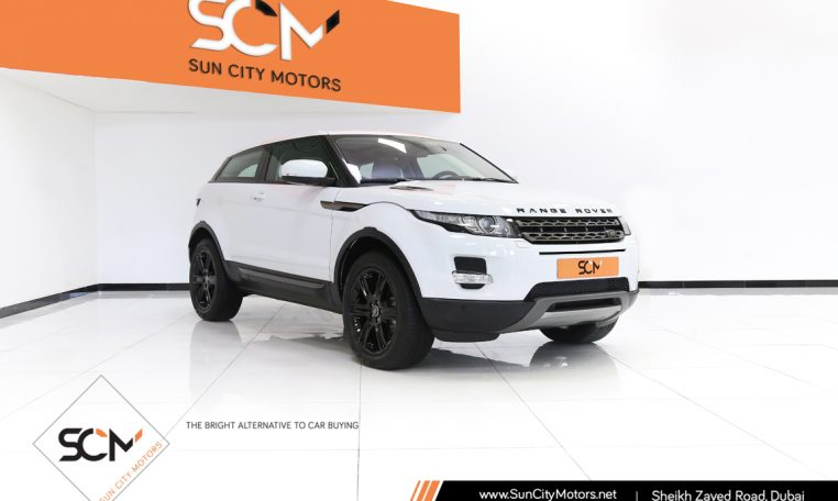 RANGE ROVER EVOQUE PURE – COUPE