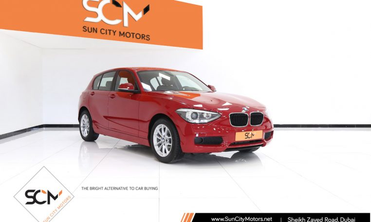 BMW 116i 2.0 I4 TWIN TURBO