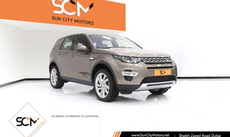 LAND ROVER DISCOVERY 2.0 SPORT HSE LUXURY