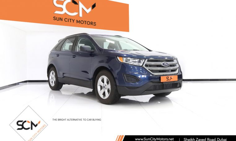 FORD EDGE 2.0L L4 ECOBOOST TURBO