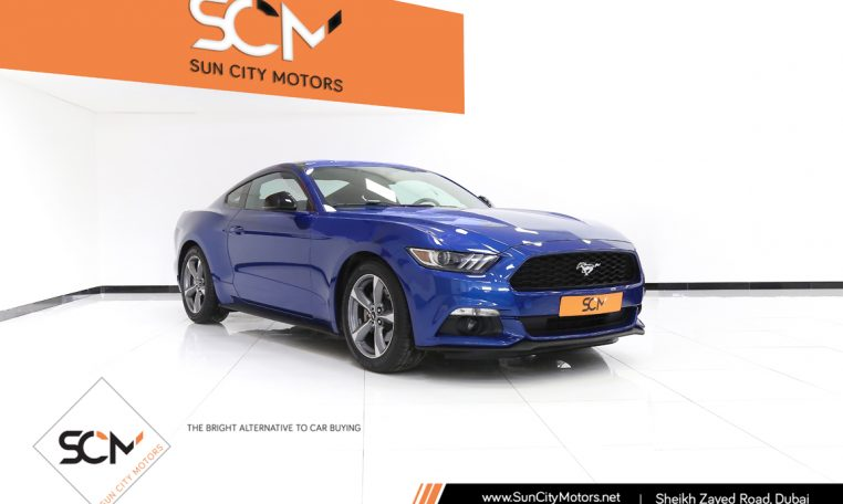 FORD MUSTANG 3.7L V6 FASTBACK