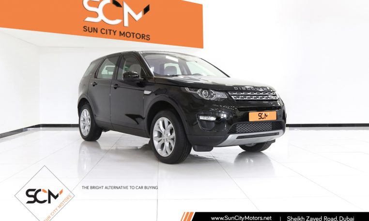 LAND ROVER DISCOVERY 2.0 HSE Si4