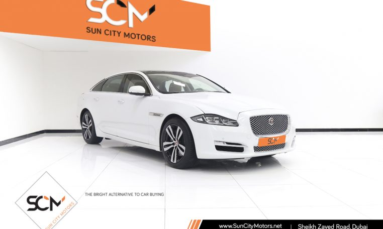 JAGUAR XJL 2.0 PREMIUM LUXURY