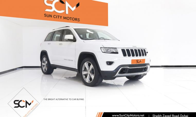 JEEP GRAND CHEROKEE 4X4 LIMITED