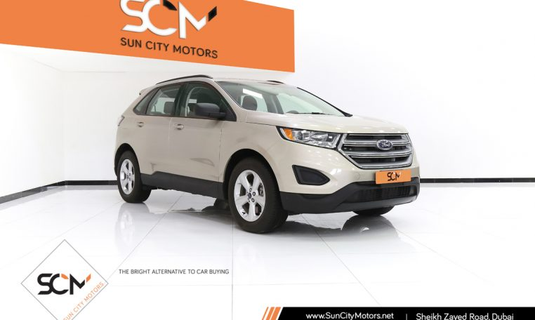 FORD EDGE SE 2.0L L4 TURBO ECOBOOST TURBO