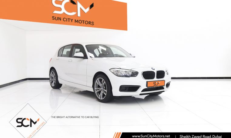 BMW 120i I4 TURBO HATCHBACK