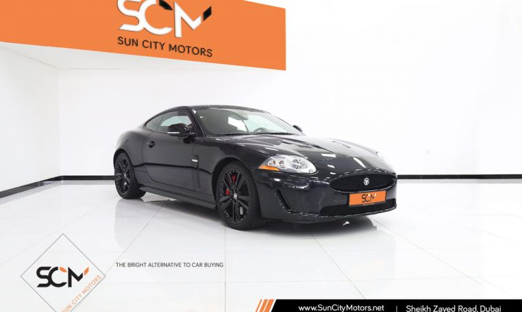 JAGUAR XK-R 5.0 COUPE V8 SUPERCHARGED