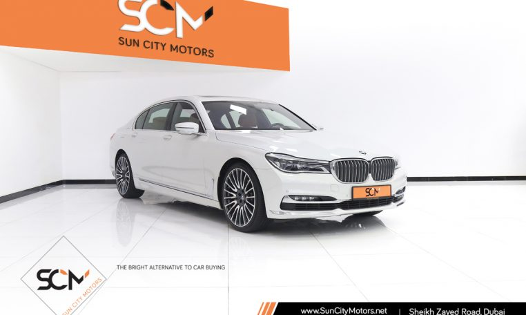 BMW 740Li 3.0 V6 TWIN TURBO