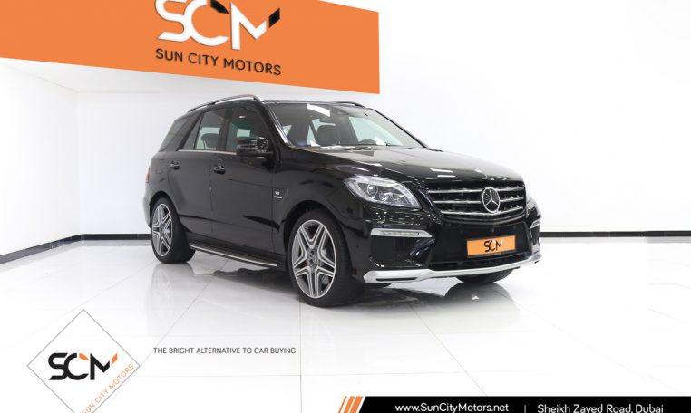 MERCEDES-BENZ ML63 ///AMG