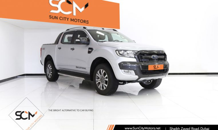 FORD RANGE WILDTRAK PICK-UP
