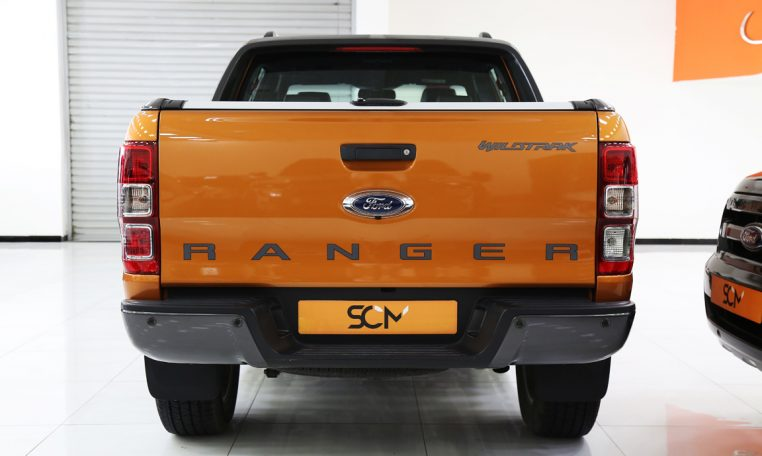 FORD RANGER WILDTRAK PICK-UP