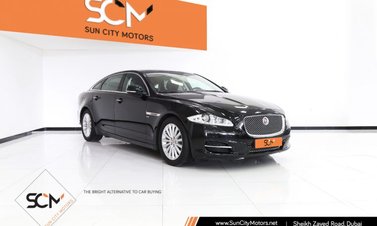 JAGUAR XJL 3.0 LUXURY V6 SUPERCHARGED