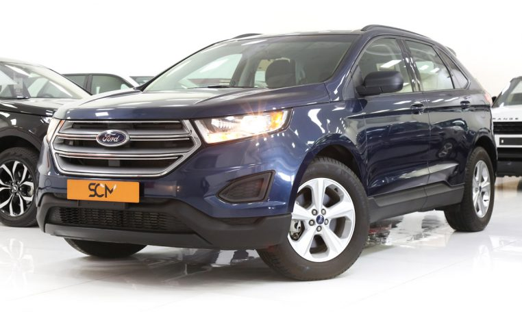 ecoboost 0l ford edge l4 turbo se aed
