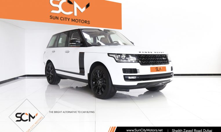 RANGE ROVER VOGUE SE-SUPERCHARGED