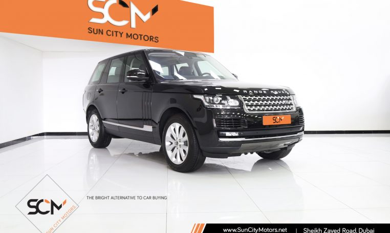 RANGE ROVER VOGUE 5.0 V8 SUPERCHARGED