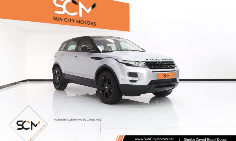 RANGE ROVER EVOQUE 2.0 PURE PLUS