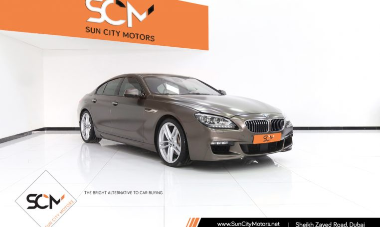 BMW 640i GRAN COUPE //M-KIT