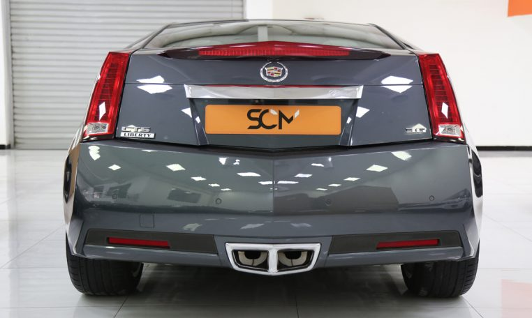 CADILLAC CTS 3.6L V6 SPORT COUPE