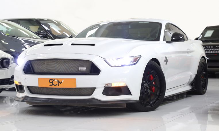 FORD MUSTANG 5.0 V8 SHELBY SUPERSNAKE