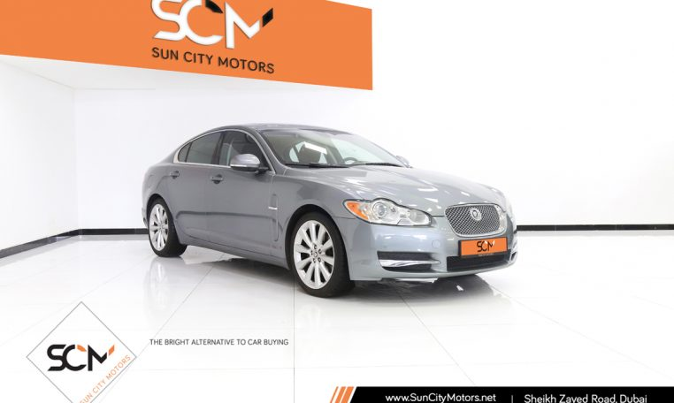 JAGUAR XF 3.0 LUXURY PLUS V6 SUPERCHARGED