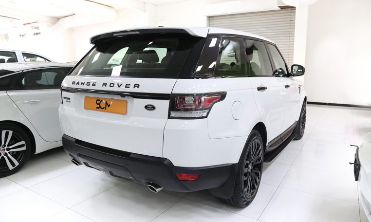 RANGE ROVERSPORT 3.0L HSE V6 SUPERCHARGED