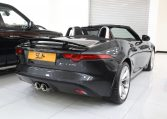 JAGUAR F-TYPE 3.0L V6 SUPERCHARGED-CONVERTIBLE