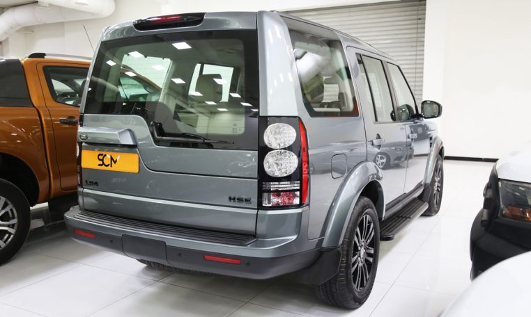 LAND ROVER LR4 3.0 HSE V6 SUPERCHARGED