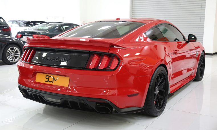 FORD MUSTANG 5.0L V8 SHELBY SUPERSNAKE