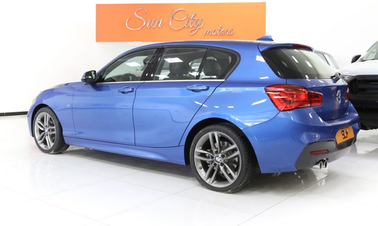 BMW 125i 2.0 I4 TURBO M-KIT