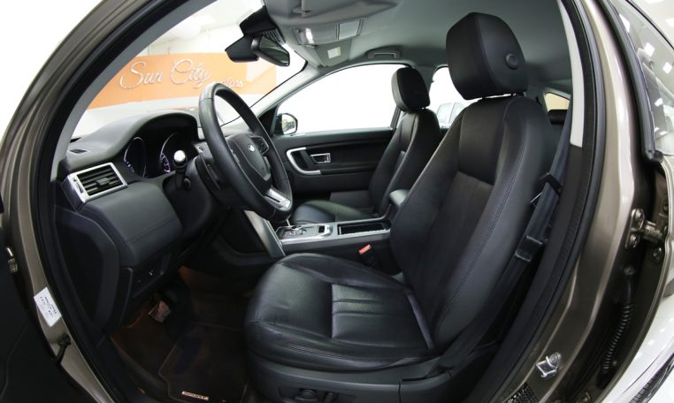 LAND ROVER DISCOVERY SPORT 2.0 SE Si4