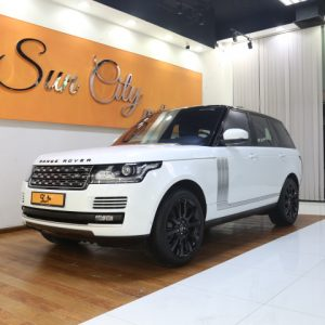 Land Rover-Range Rover Vogue