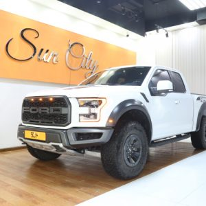 FORD  RAPTOR SUPER CAB 2018