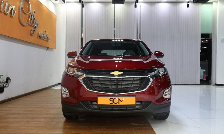 CHEVROLET EQUINOX LS 1.5L I4 TURBO