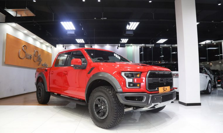 FORD RAPTOR 3.5L V6 ECOBOOST TURBO