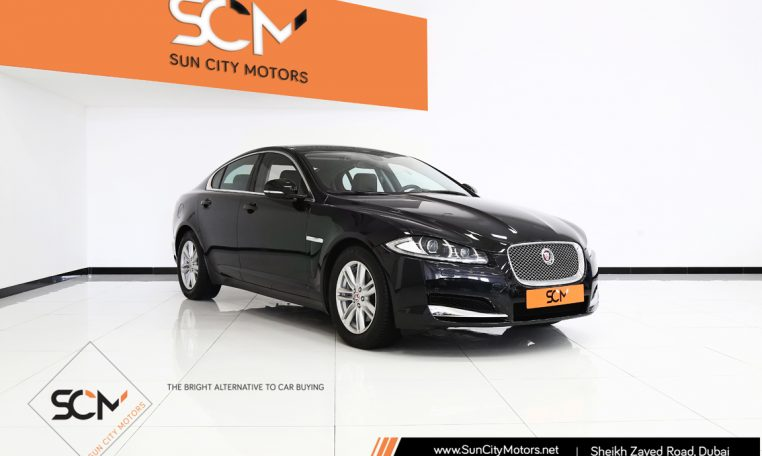 JAGUAR XF LUXURY