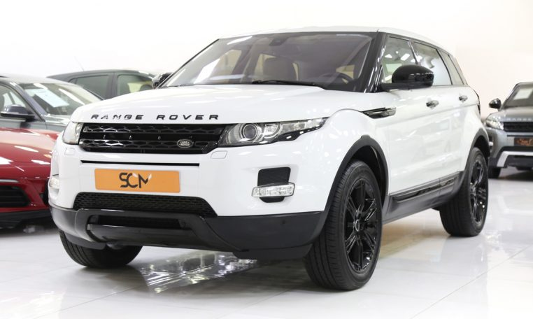 RANGE ROVER EVOQUE PURE PLUS