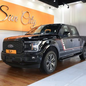 FORD F-150 LARIAT SPECIAL EDITION