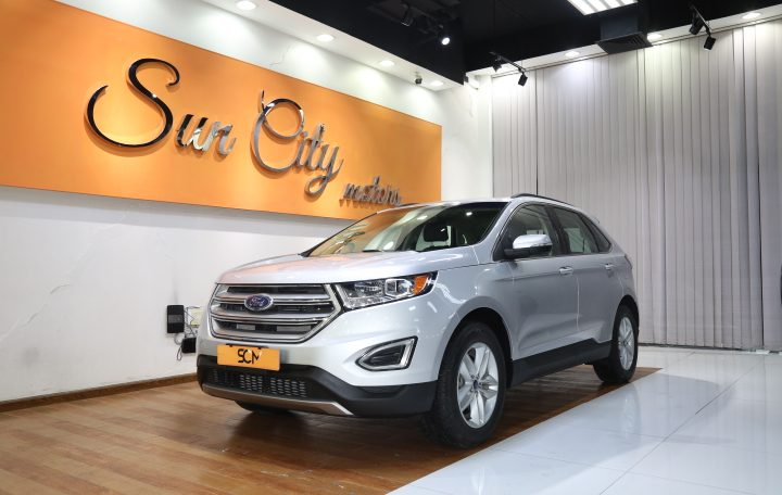 FORD EDGE SEL – AWD (LEATHER INTERIOR)