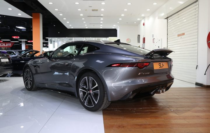 JAGUAR F TYPE R-DYNAMIC COUPE