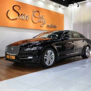JAGUAR XJL PREMIUM LUXURY
