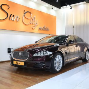 Jaguar-XJ-Series