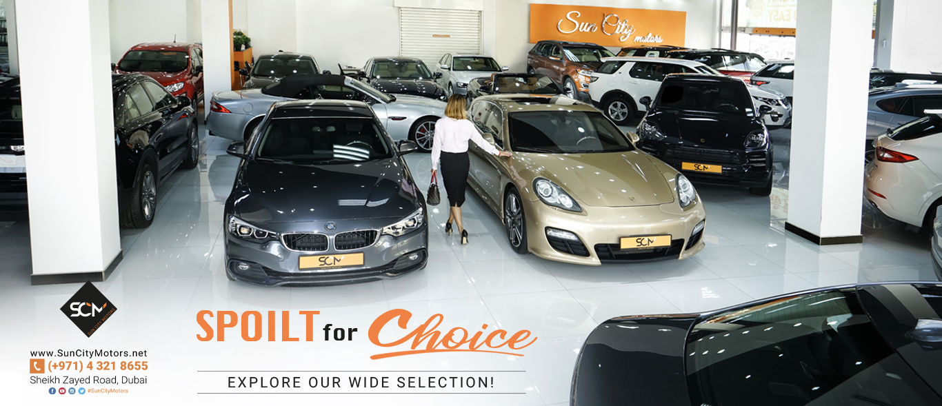 Sun City Motors Extended Eid Sizzling Offers