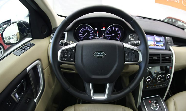 LAND ROVER DISCOVERY SPORT HSE