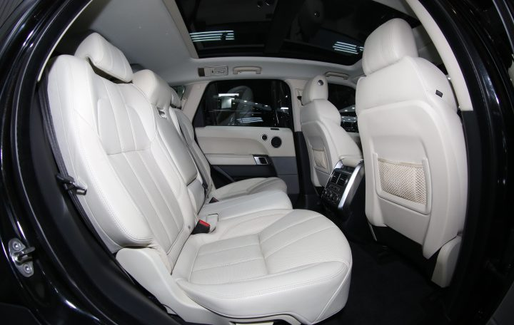 RANGE ROVER SPORT SUPERCHARGED