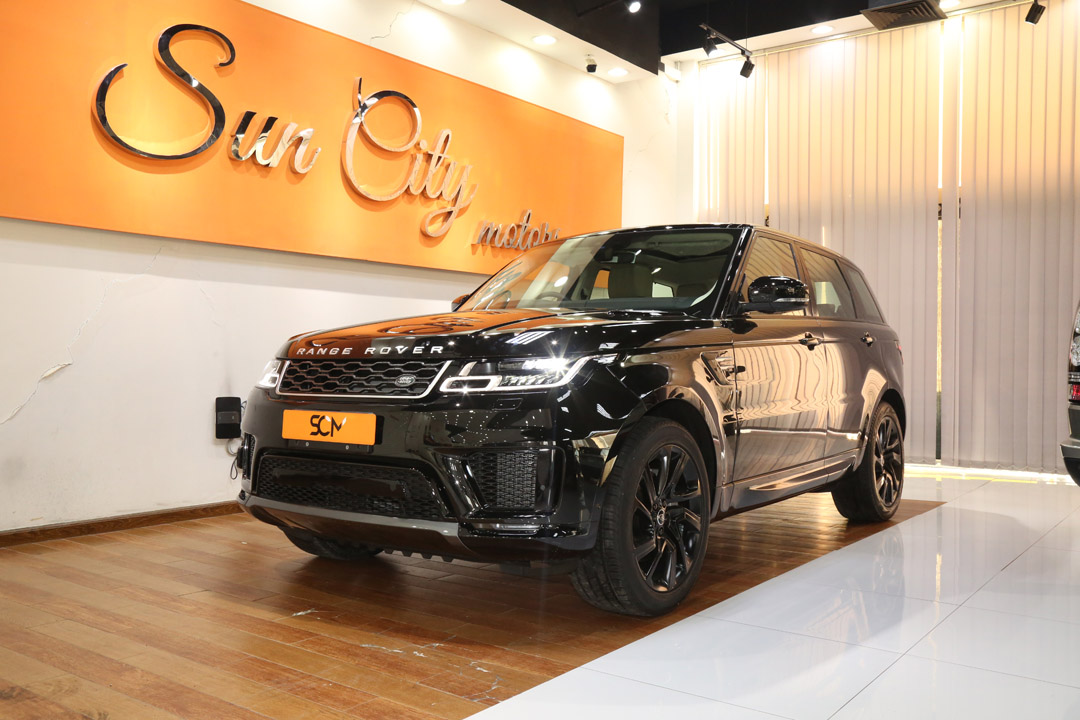 RANGE ROVER SPORT HSE (RIGHT HAND DRIVE)